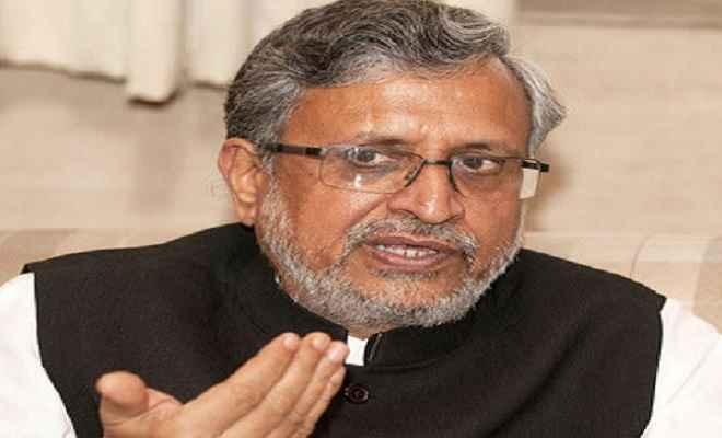 सुशील मोदी बोले: कांग्रेस, तेदेपा के सांसदों से सियासी मुलाकातें करने वाले लालू की जमानत रद्द हो
