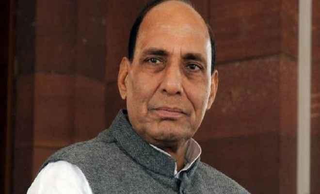 भाजपा के शासन में देश की अर्थव्यवस्था हुई मजबूत: राजनाथ