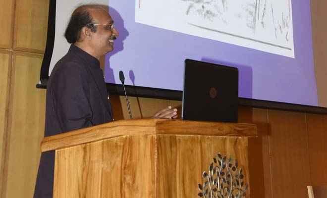 कागजी मुद्रा पर चर्चा के साथ बिहार संग्रहालय में हुआ विशेष व्याख्यान का समापन