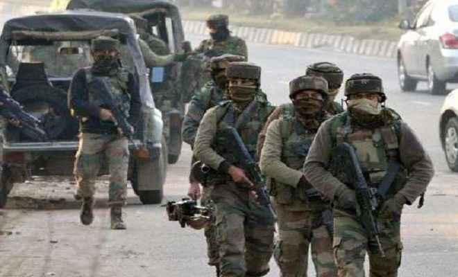 जम्मू कश्मीर: कांस्टेबल सलीम की हत्या में शामिल 3 आतंकियों को सेना ने मार गिराया