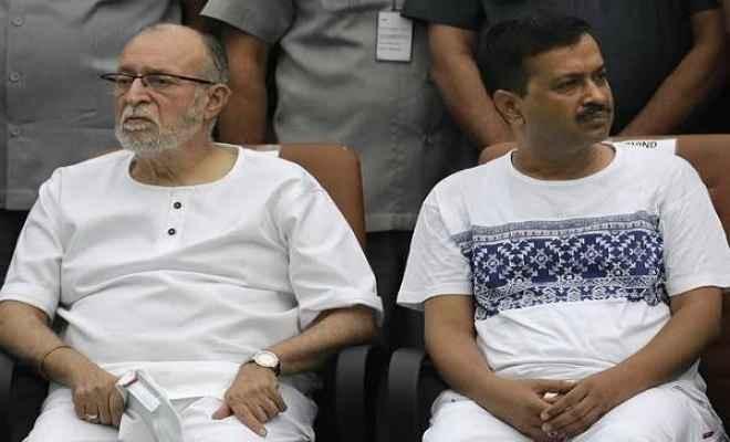 उपराज्यपाल-दिल्ली सरकार विवाद: देश के बड़े वकील करेंगे सुप्रीम कोर्ट में अनिल बैजल का बचाव