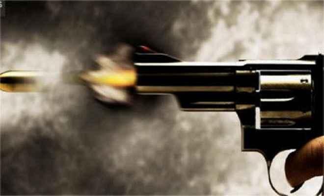गोली मारकर राजद नेता के पुत्र की हत्या