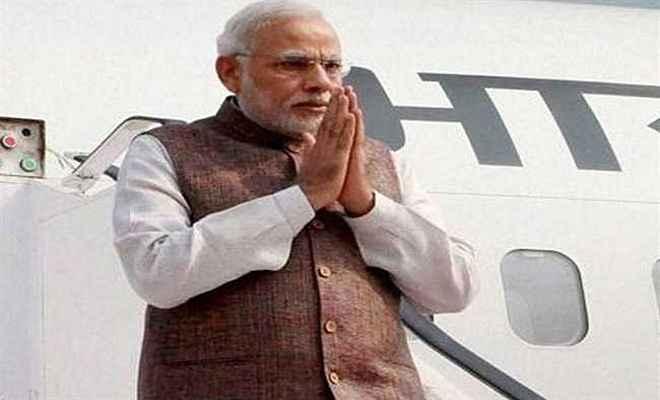 3 अफ्रीकी देशों के दौरे पर आज रवाना होंगे प्रधानमंत्री
