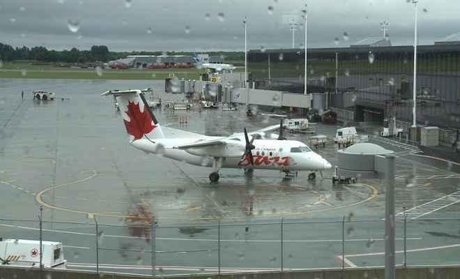 कनाडा के ओटावा हवाई अड्डे से दो आप विधायकों वापस भेजा भारत