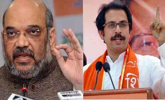 महाराष्ट्र में एनडीए में टूट, बीजेपी के बाद शिवसेना ने कहा- अकेले लड़ेंगे 2019 का लोकसभा चुनाव
