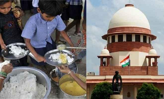मिड-डे मील मामला: सुप्रीम कोर्ट ने लगाया झारखंड पर 50 हजार रुपये का जुर्माना
