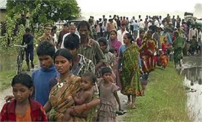 झारखंड में बांग्लादेशी घुसपैठिए पर अंकुश लगाने के मूड में सरकार