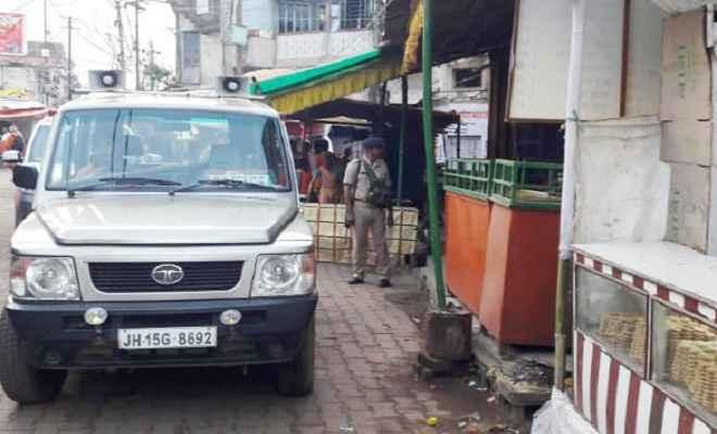 दरभंगा के होटल संचालक को देवघर में मंदिर के पास मारी गोली