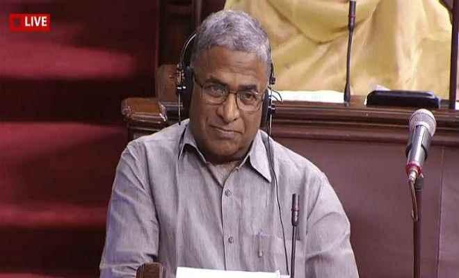 हरिवंश के राज्यसभा के उपसभापति चुने जाने पर झारखंड के मुख्यमंत्री रघुवर दास ने दी बधाई