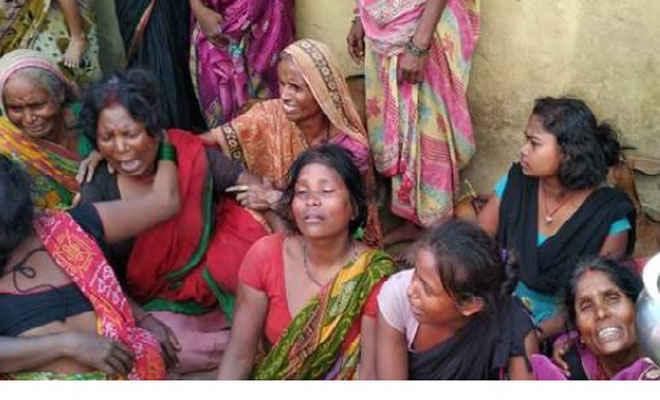 मोतिहारी में शटरिंग खोलने नयी टंकी में घुसे एक ही परिवार के 6 लोगों की दम घुटने से मौत