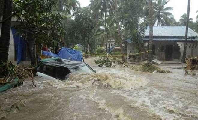 केरल में तबाही का शैलाब, 26 लोगों की मौत, मुख्यमंत्री ने बुलाई आपात बैठक