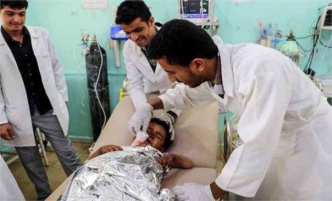 यमनः स्कूल बस से टकराई मिसाइल, 29 बच्चों की मौत, 50 घायल