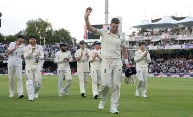 लॉर्ड्स टेस्ट: भारत पहली पारी में 107 रन पर सिमटी
