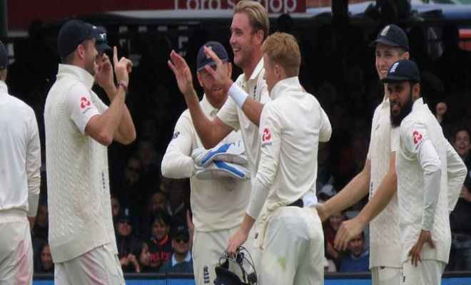लॉर्ड्स टेस्ट: विराट ब्रिगेड की शर्मनाक हार, इंग्लैंड ने एक पारी और 159 रन से जीता मैच
