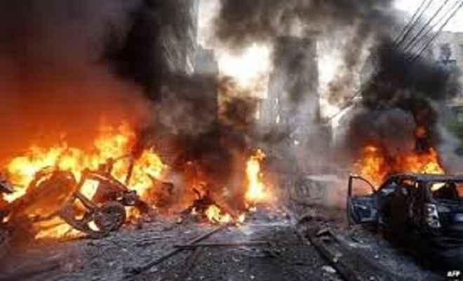 सीरिया में विस्फोट, 39 की मौत, कई घायल