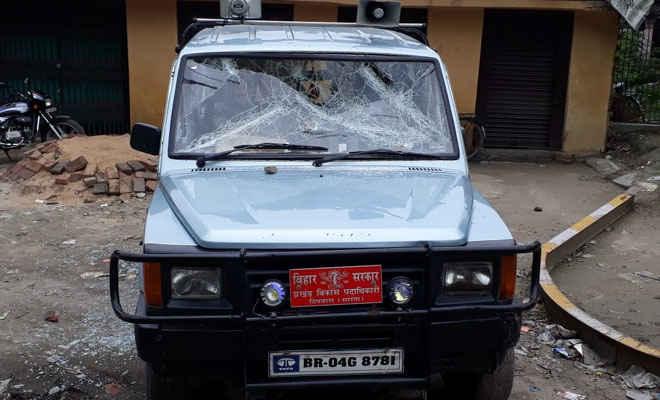 मुख्यमंत्री के आगमन को रोका था यातायात, लाख मिन्नतों के बाद भी नहीं दिया रास्ता, रेफर्रड शिशु की गई जान