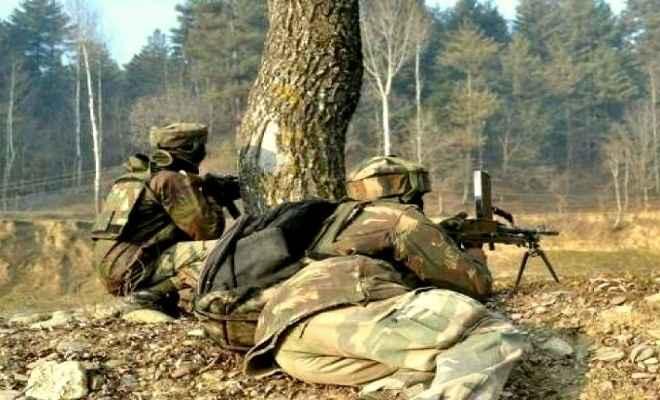 तंगधार सेक्टर में भारतीय सेना की जवाबी कारवाई में दो पाक सैनिक ढेर