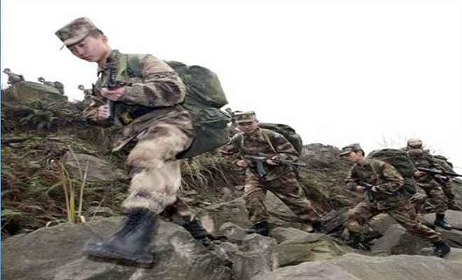 ड्रैगन की नापाक हरकत, लद्दाख में घुसी चीनी सेना