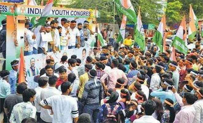 सिंहपुर से नफरत छोड़ो गांधी संदेश पदयात्रा शुरू