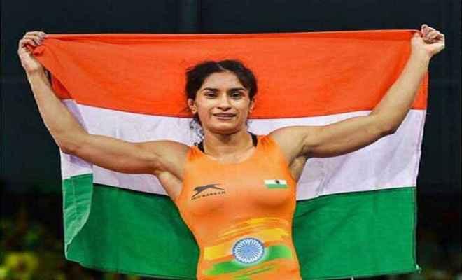 एशियन गेम्स-2018: विनेश फोगाट ने भारत को दूसरा गोल्ड दिलाया, एशियन गेम्स में गोल्ड जीतने वाली पहली भारतीय महिला पहलवान बनीं