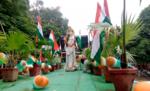 धूमधाम से मनाया गया राज्य में 72वें स्वतंत्रता दिवस