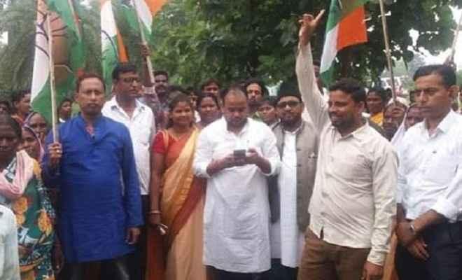 भारत बंद: कई इलाकों में धारा 144 लागू, 58 कांग्रेस कार्यकर्त्ताओं को लिया हिरासत में