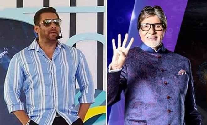 जल्द आमने-सामने होंगे अमिताभ बच्चन और सलमान खान, तय हुई तारीख