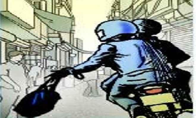 झारखंड हाईकोर्ट के अधिवक्ता से लूटपाट, जांच में जुटी पुलिस