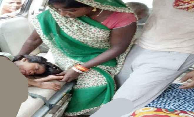 बासोपट्टी प्रखंड मुख्यालय परिसर में झोले में रखा फटा बम, दो नाबालिग लड़की गंभीर रूप से जख्मी