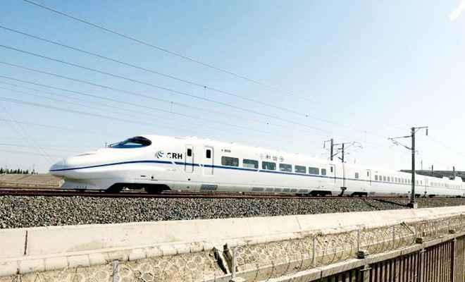 देश में दौड़ सकती है एक और बुलेट ट्रेन, China ने दिया भारत को ऑफर