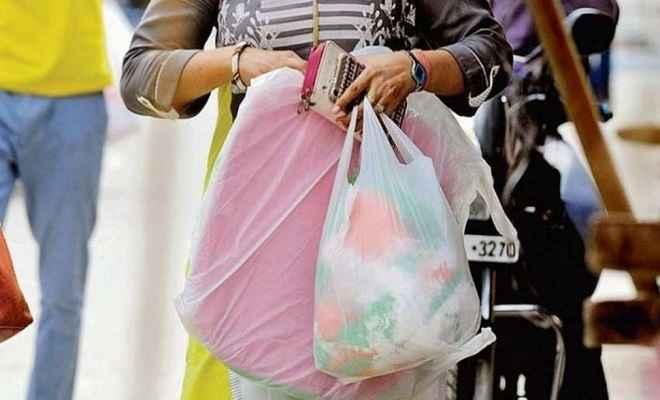 सरकारी कार्यालयों में प्लास्टिक के इस्तेमाल पर प्रतिबंध