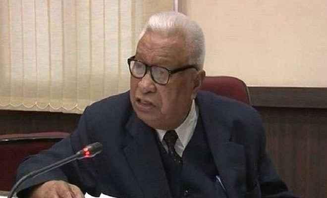 पांच बार मुख्यमंत्री रह चुके लपांग का कांग्रेस से दिया इस्तीफा