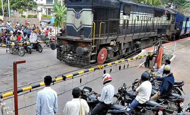 गेटमैन को हुआ खतरा तो नहीं पार कर सकेंगे क्रॉसिंग, रेलवे ने जारी की सुरक्षा एडवाइजरी