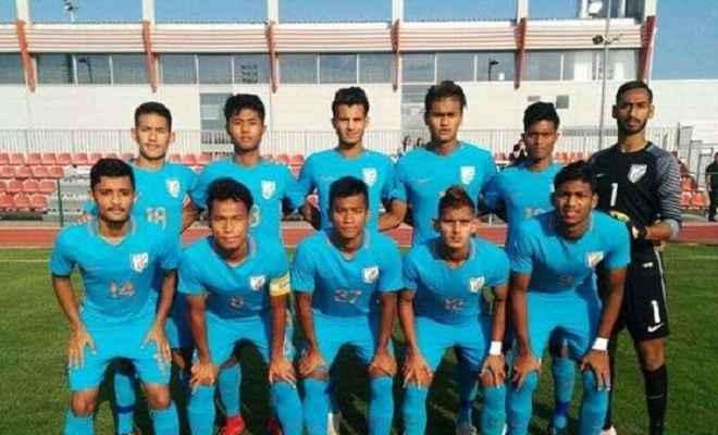 भारत दूसरे मैत्री मैच में सर्बिया से 1-3 से हारा