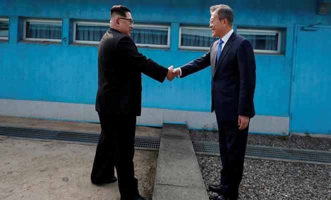 शांतिदूत बने किम जोंग उन, मिसाइल परीक्षण केन्द्र बंद करने को हुए राजी, बोले- साउथ कोरिया जाऊंगा