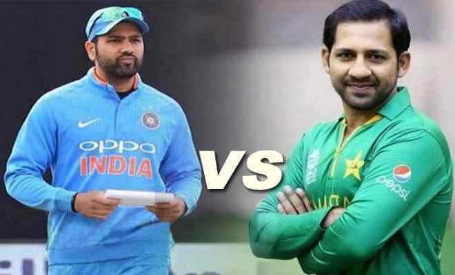एशिया कप-2018: आज शाम 5 बजे शुरू होगा भारत-पाक का हाईवोल्टेज मैच