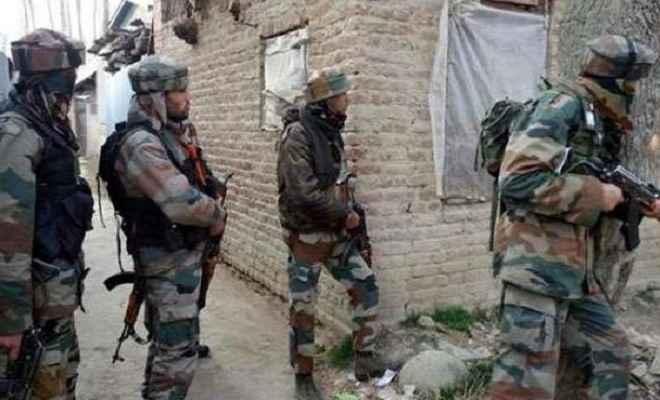 पुलवामा मुठभेड़ में सुरक्षाबलों ने 1 आतंकी को किया ढेर, सर्च ऑपरेशन जारी