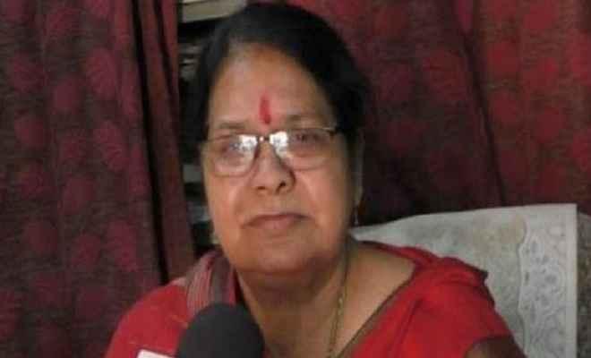 शिवराज सरकार में मंत्री दर्जा प्राप्त पदमा शुक्ला ने छोड़ी पार्टी, भाजपा में मचा हड़कंप