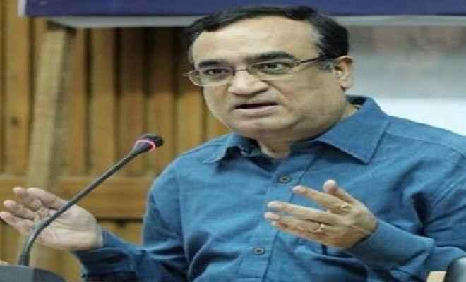 अजय माकन ने प्रदेश कांग्रेस के अध्यक्ष पद से दिया इस्तीफा