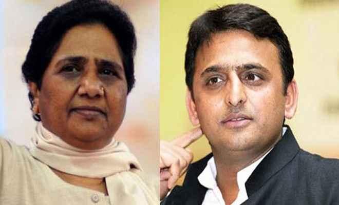 लोकसभा चुनाव: यूपी में सपा-बसपा के बीच हुआ सीट बंटवारा, कांग्रेस को रखा दूर: सूत्र