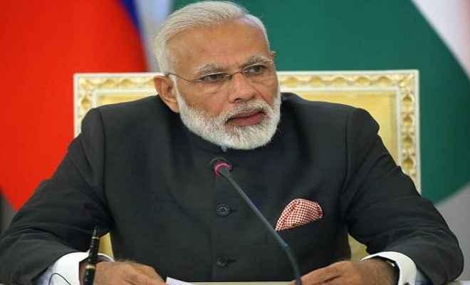 आरक्षण विधेयक का पारित होना सामाजिक न्याय की जीत : प्रधानमंत्री मोदी