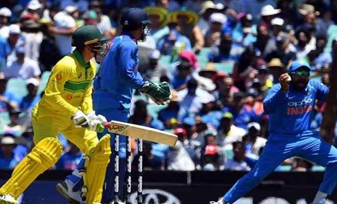 भारत बनाम ऑस्ट्रेलिया: ऑस्ट्रेलिया ने जीत के लिए रखा 289 रनों का लक्ष्य