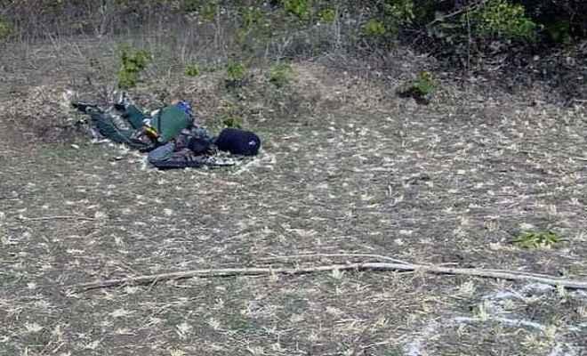 मुठभेड़ में मारा गया दस लाख का इनामी नक्सली तारा दा, एसपी अमरजीत बलिहार का था हत्यारा