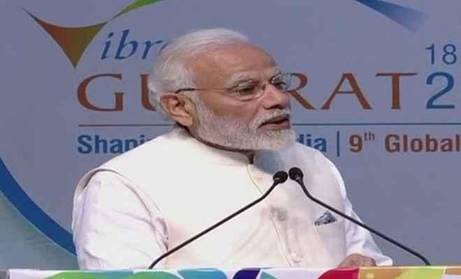 भारत को कारोबार सुगमता रैंकिंग में अगले साल 'टॉप 50'में पहुंचाने का लक्ष्य: प्रधानमंत्री मोदी