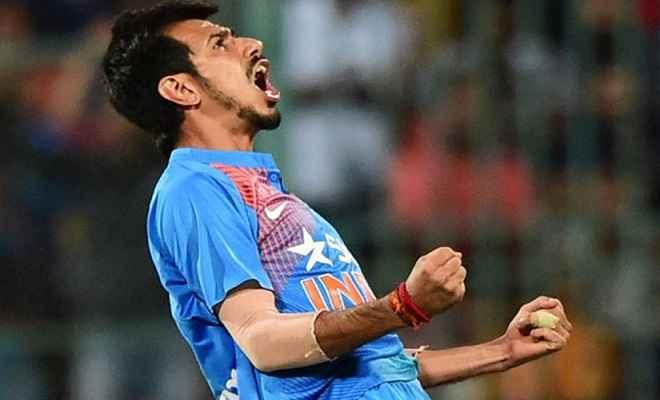 ऑस्ट्रेलिया में 6 विकेट लेने वाले पहले भारतीय स्पिनर बने युजवेंद्र चहल