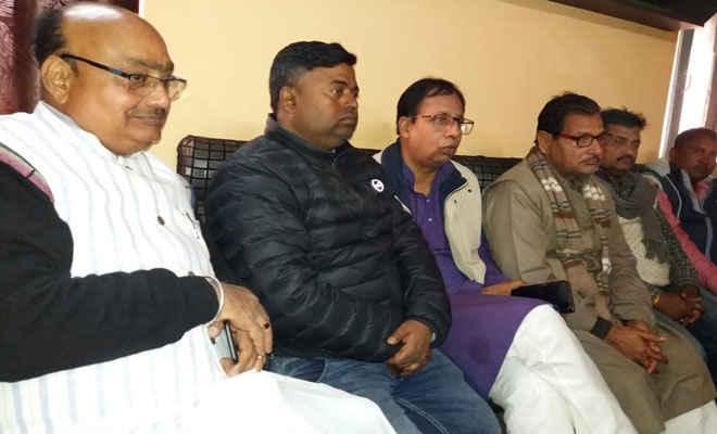 रक्सौलवासियों की चिर प्रतिक्षित मांगें हुई पूरी, बनेगा फोरलेन बाइपास, ओवर ब्रिज भी, सांसद डॉ संजय ने कहा- वादें किए पूरा