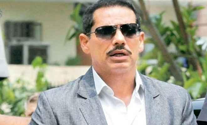 राजस्थान: रॉबर्ट वाड्रा की मुश्किलें बढ़ीं, ईडी के सामने होना पड़ेगा पेश