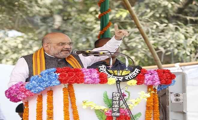 भगवा लहराने के लिए भाजपा तैयार, टीएमसी और कांग्रेस के गढ़ से अमित शाह करेंगे चुनाव का आगाज