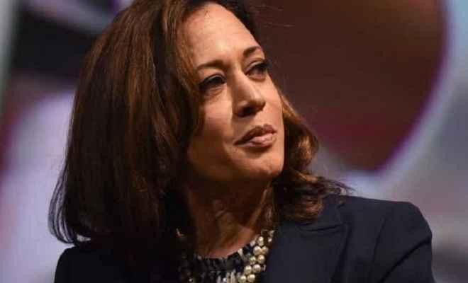 भारतीय मूल की पहली अमेरिकी सीनेटर कमला हैरिस 2020 के चुनाव में राष्ट्रपति ट्रंप को देगी चुनौती