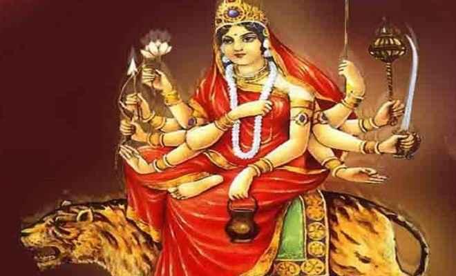 शारदीय नवरात्रि के तीसरे दिन मां चंद्रघंटा को लगाएं खीर का भोग, जानिए पूजा विधि, मंत्र, स्तोत्र पाठ और आरती